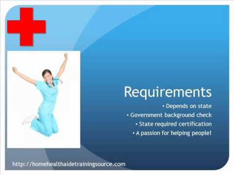 home health aide training overview - youtube, Human Body