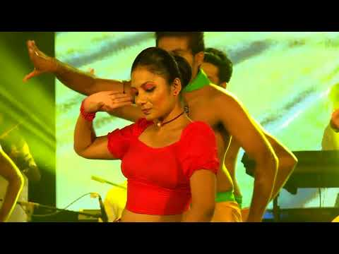 අම්බරුවෝ - Ambaruwo folk dance - Thambarawila 2016