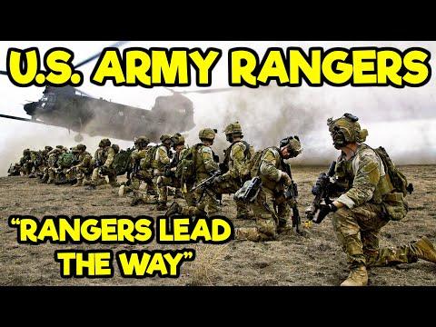 US ARMY RANGERS 2020