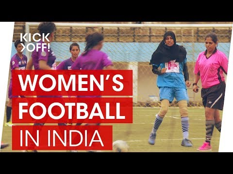 Women's Football in India | Discover Football | Documentary