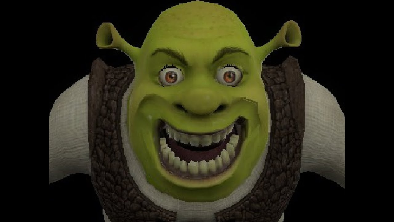 Shrek is Dreck, not love or life - YouTube