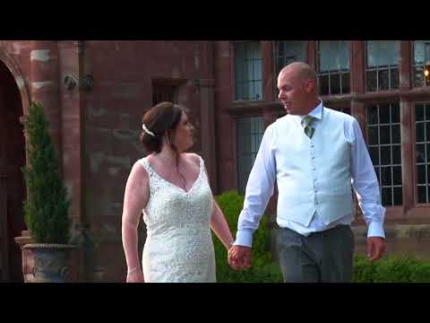 Wrenbury Hall teaser trailer - Sarah & Rob's wedding video
