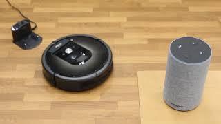 Amazon Echoでルンバ980を音声コントロールしてみた
