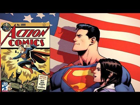 Action Comics #1000 is a proper tribute, makes SJW Marvels legacy event look like trash
