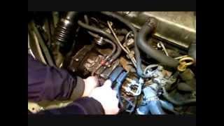 Naprawa sterownika pompy wtryskowej vp44 Ford focus