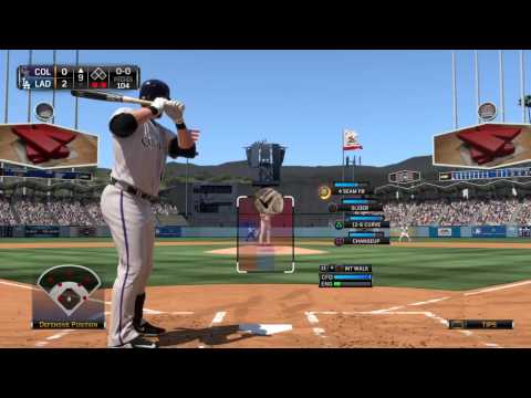 MLB 15 The Show: Clayton Kershaw's Perfect Game - Dodgers vs. Rockies