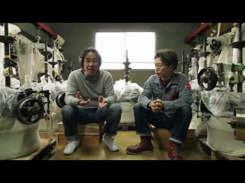 NF#6 LOOP  「TSURIAMI -The Legacy Of Knitting Machine-」 予告映像