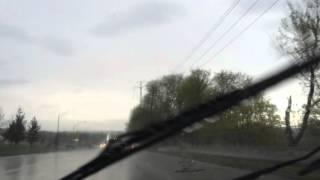 АМЕРИКА. Торнадо 27 апреля 2016