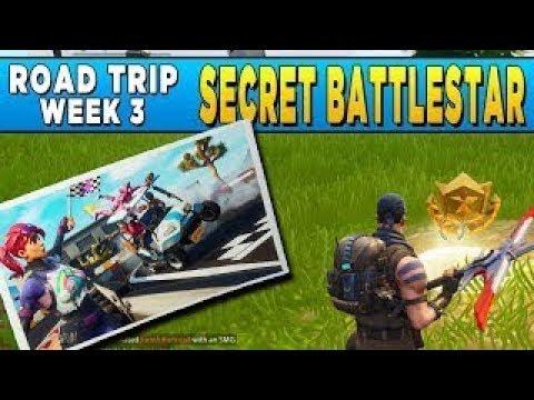 Fortnite: Season 5 Week 3 - Secret Battle Star