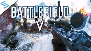 Battlefield 5 Gameplay! | Grand Operations + Narvik Map Overview