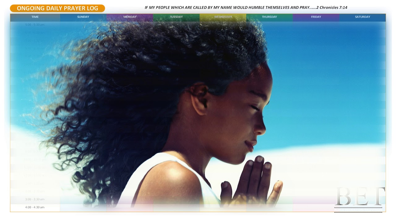Share this Video - Let's come together & Plug into Effectual Fervent Prayer