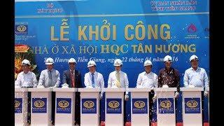 Nhà ở xã hội HQC Tân Hương Tiền Giang cho người thu nhập thấp