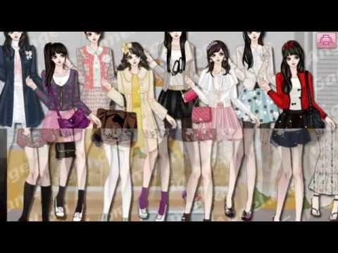 Game thời trang - Trò chơi thời trang tại TroChoiThoiTrang.Net