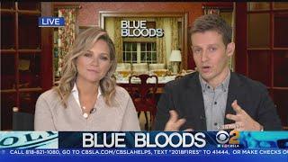 'Blue Bloods' Stars Dish On Last Season's Surprise Engagement