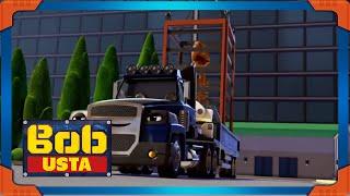 Bob Usta ⭐️Dinozor İkilemi️ 🌟Çocuklar için Çizgi Filmler
