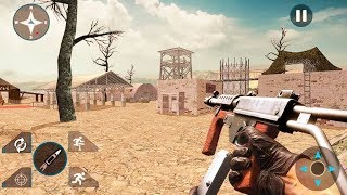 Army Sniper Desert Shooter 3D ( by Zee Vision Games ) - Android Gameplay# 2