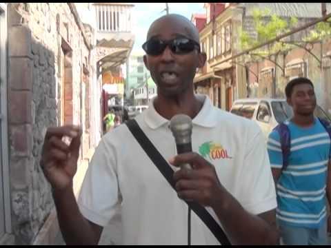 Street Talk - Police Brutality in Dominica