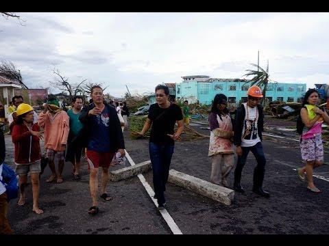 Surviving Haiyan/Yolanda
