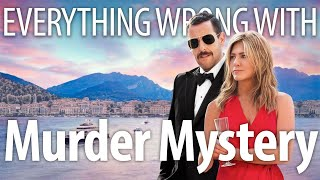 Everything Wrong With Murder Mystery In 16 Minutes Or Less