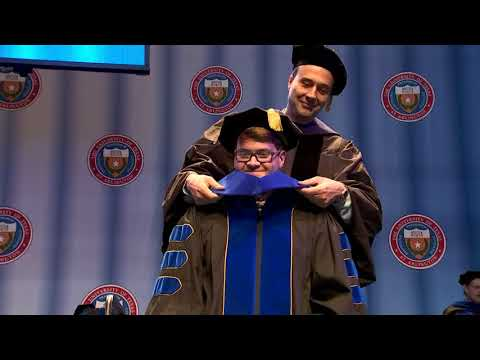 2017 December Commencement - College of Education - College of Science - PART 2