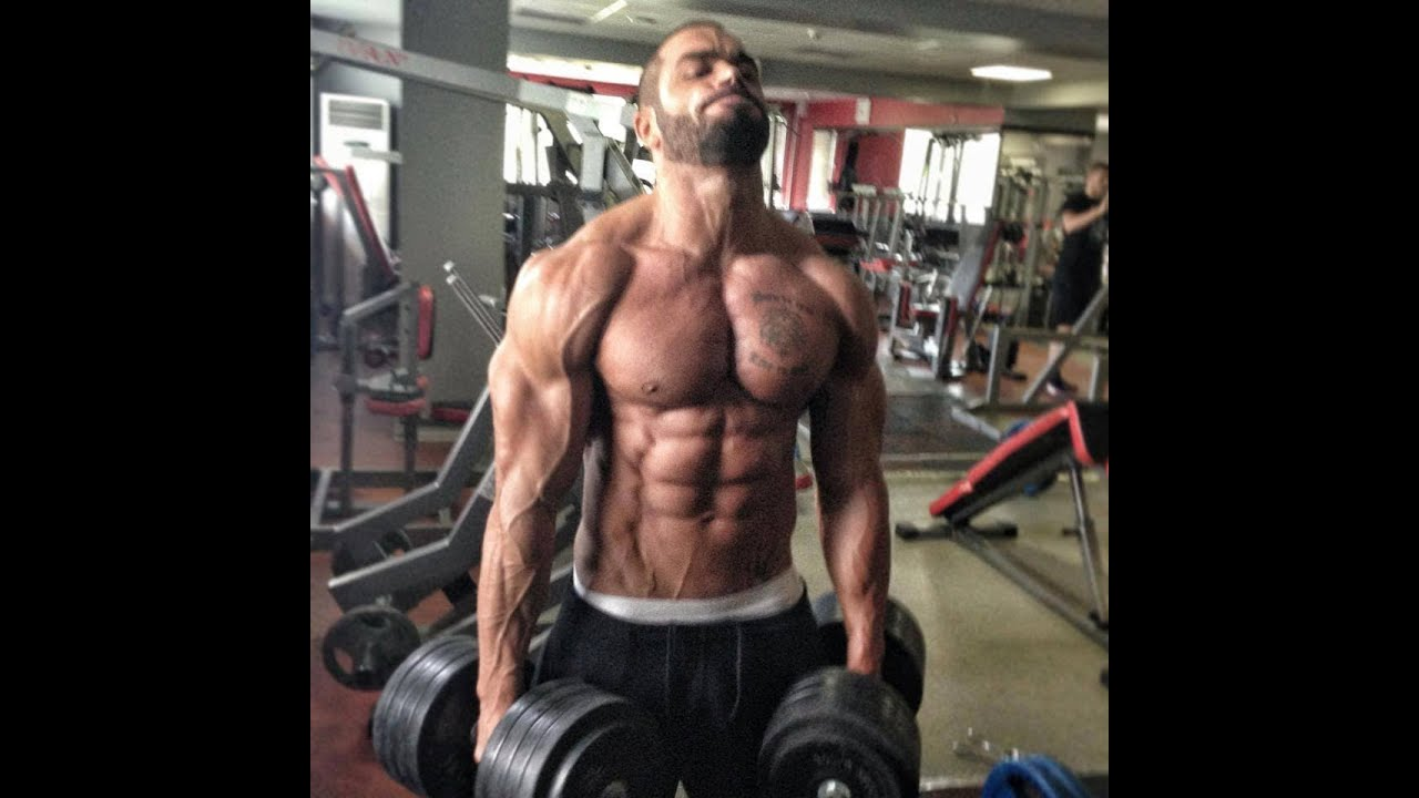 Lazar Angelov Unbelievable Sixpack and Arm Exercise - YouTube
