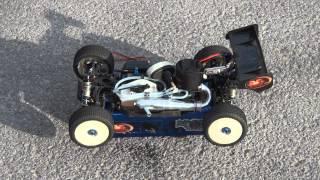 Tutoriel vidéo: Comment faire le limage (rodage) d'un nouveau moteur nitro.