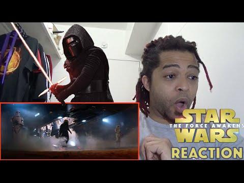 STAR WARS: THE FORCE AWAKENS Extended TV Spot #11 - REACTION
