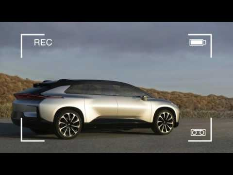 HOT NEW !!! Faraday Future ff 91 review