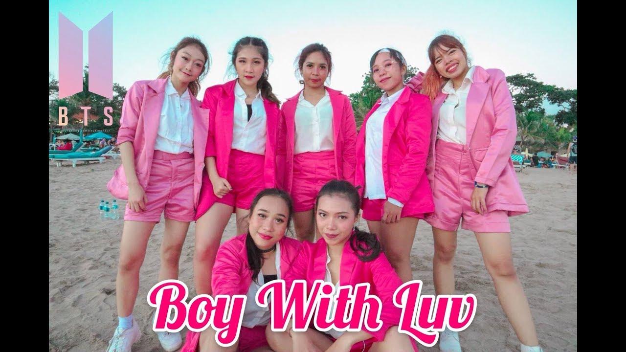 [KPOP IN PUBLIC CHALLENGE] BTS (방탄소년단) '작은 것들을 위한 시 (Boy With Luv) ft. Halsey I Elites Dance Cover