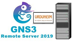 How to setup and Install GNS3 Version 2.1.12 with GNS3 Remote Server v2.1.12 | 2019