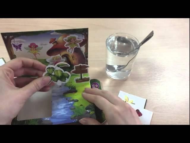 HappyPlant Обзор развивающего набора для выращивания Лесная фея