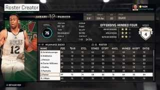 NBA 2K17 - 2019 DRAFT CLASS BREAKDOWN! AVAILABLE NOW! - Vloggest