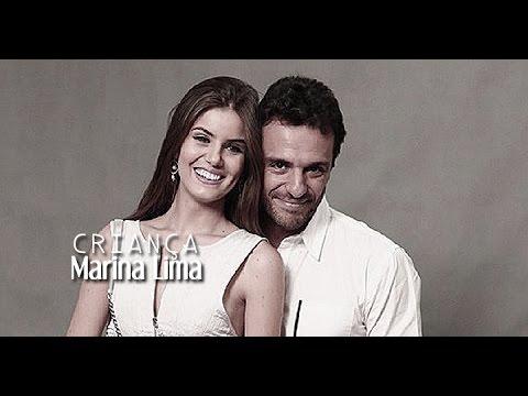 Marina Lima Criança Trilha Sonora Verdades Secretas Tema de Alex e Angel (Legendado)HD