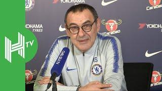 Maurizio Sarri: Chelsea will not 'KILL' Kepa - but he may be dropped!