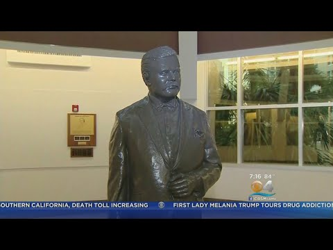 Statue Of Gov. Broward To Be Taken Down After Racist Papers Surface