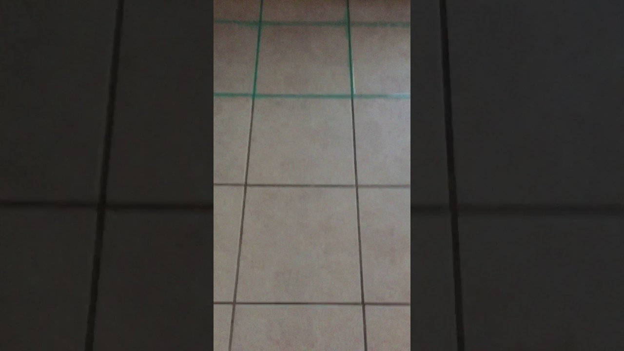 Cleaning Grout With Bleach Toilet Cleaner YouTube - Cleaning tile grout with toilet cleaner