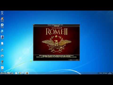 Установить Total War Rome 2