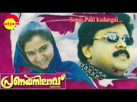Paal kudangal - Pranayanilavu