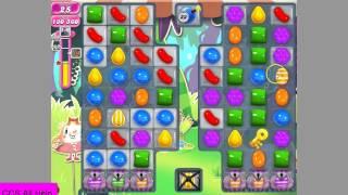 Candy Crush Saga level 975 No Boosters