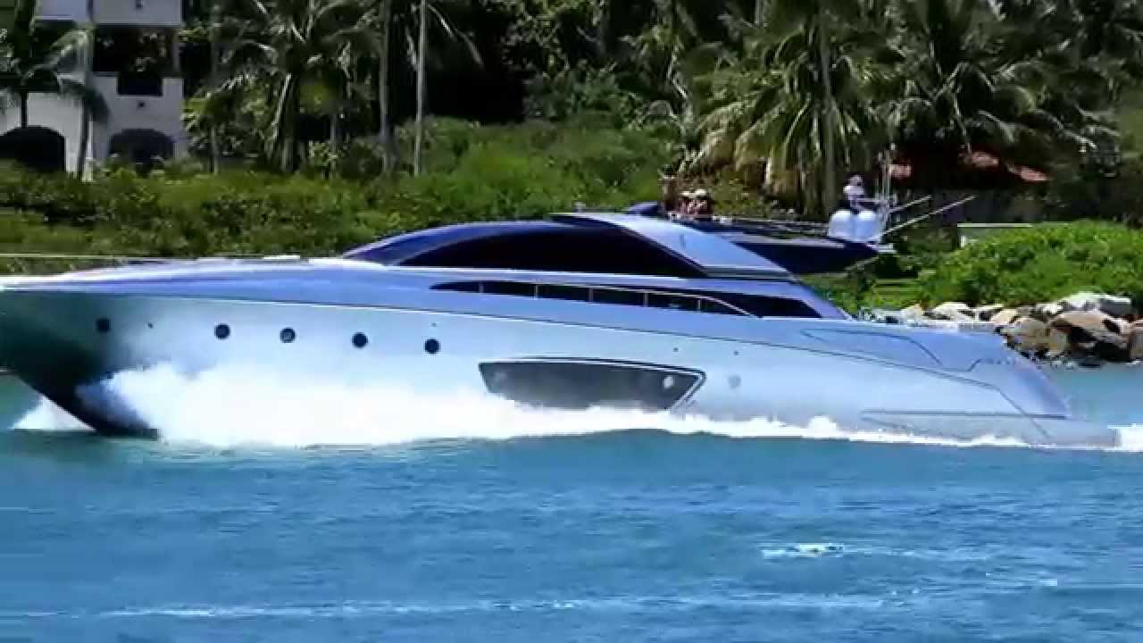 Riva Domino 86 in Miami - JAX - YouTube