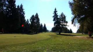 The Most Amazing Golf Courses of the World: Crans Sur Sierre, Switzerland