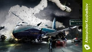 Luftbanza Airlines ( #Photoshop )