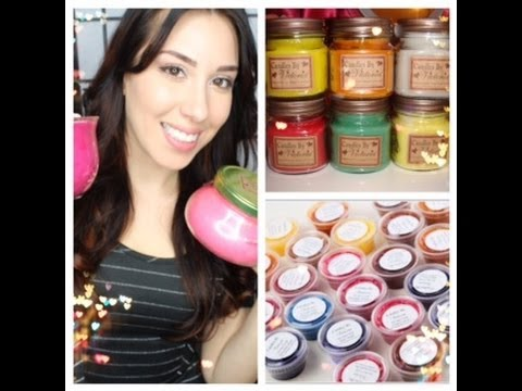 Make Your Home Smell Amazing Candles Tarts Oil Burners