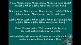[54.53 MB] Eid Takbeer Repeated