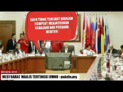 Mahathir Pecat Ketua Hakim Dan Tiga Hakim Mahkamah Agong Untuk Kekal Berkuasa