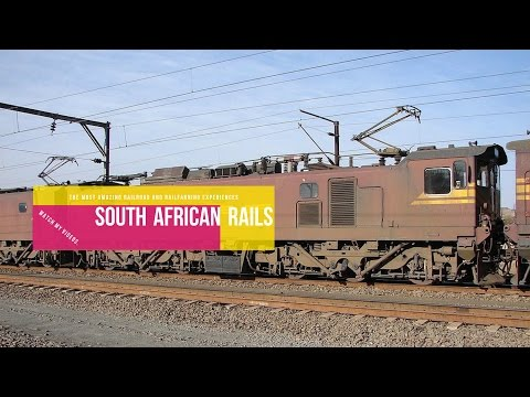 Last of the South African class 7E's Part One