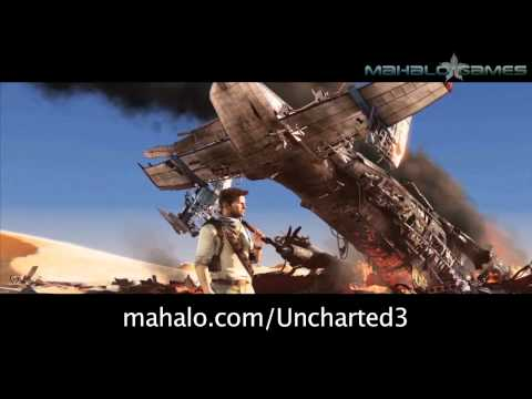 New Uncharted 3: Drake's Deception Trailer - Official VGA 2010