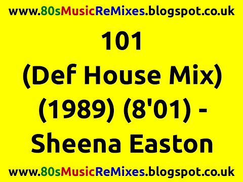 101 def house mix sheena easton prince 80s dance for 80s house music mix