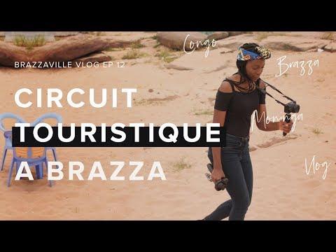CONGO BRAZZAVILLE VLOG: ON VISITE LE  BARRAGE DU DJOUE ET LES CATARACTES