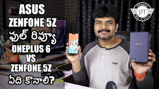Asus Zenfone 5Z Review With Pros & Cons ll in telugu ll thumbnail
